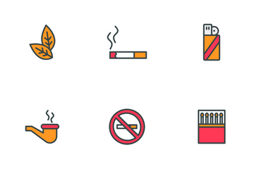Tobacco Icon Pack