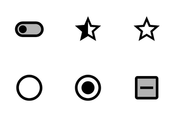 Toggle Icon Pack