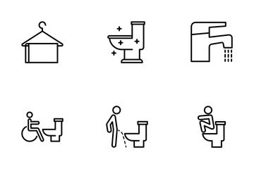 Toilet Icon Pack