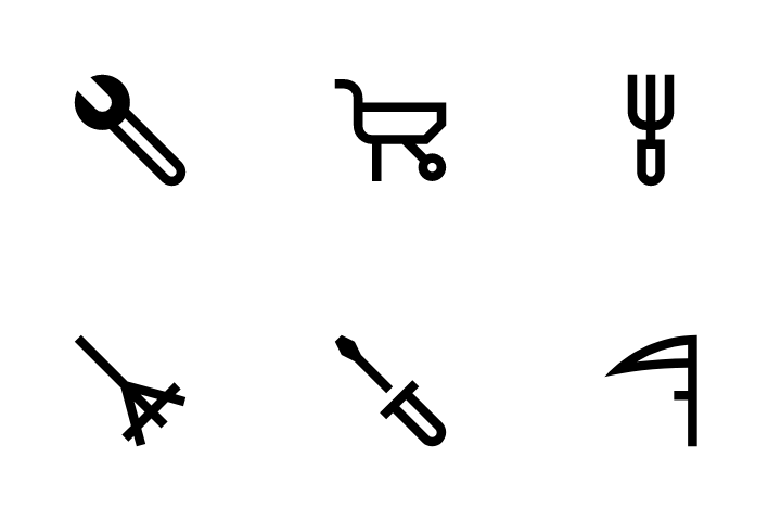 Tool Icon Pack