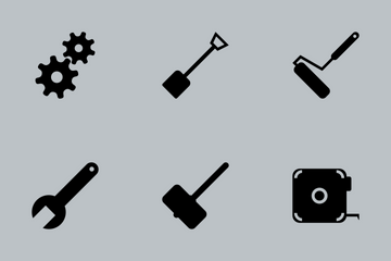 Toolicons-Glyph Icon Pack