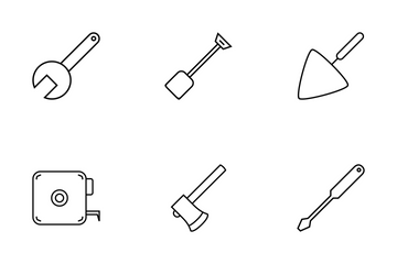 Toolicons-Line Icon Pack