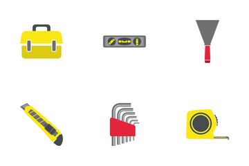 Tools Color Icon Pack
