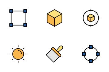 Tools Design Icon Pack