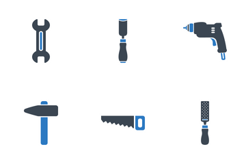 Tools Multicolor Icons Icon Pack