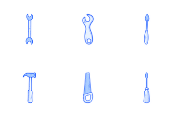 Tools Pack 1 Icon Pack