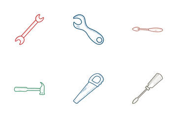 Tools Vol 1 Icon Pack