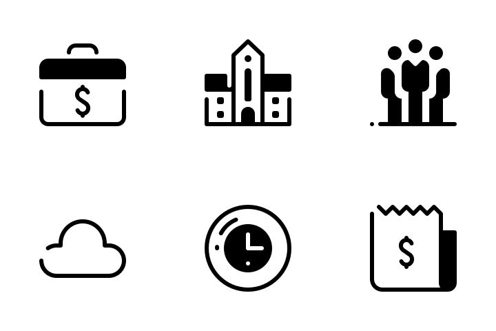 Top Search Icon Pack