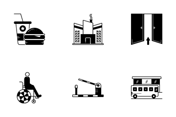 Town Icon Pack