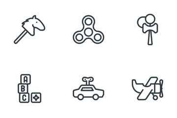 Toys Icon Pack