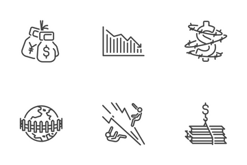 Trade War Icon Pack