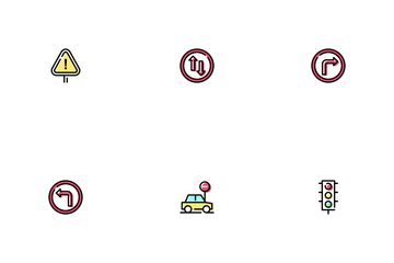 Traffic Icon Pack