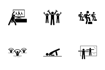Training Class Icon Pack