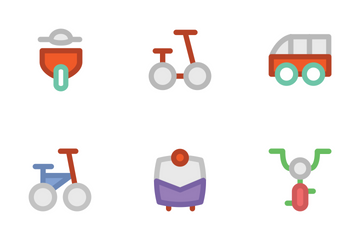 Transport 1 Icon Pack