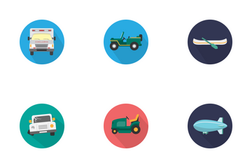 Transport 2 Icon Icon Pack