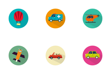 Transport Icon Icon Pack