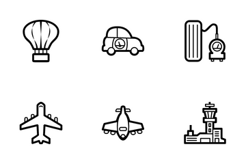 Transport Vol 1 Icon Pack