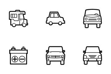 Transport Vol 2 Icon Pack