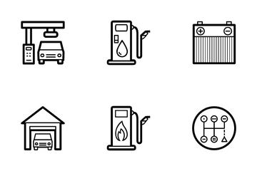 Transport Vol 3 Icon Pack