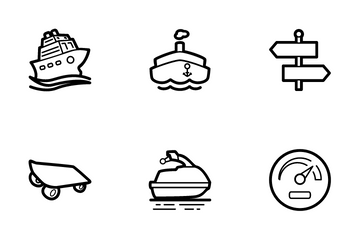 Transport Vol 4 Icon Pack