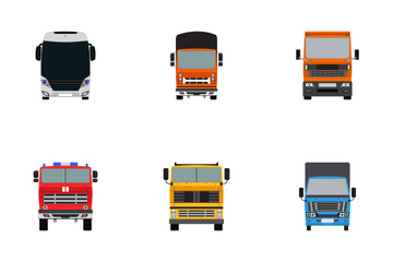 Transportation Vol 2 Icon Pack
