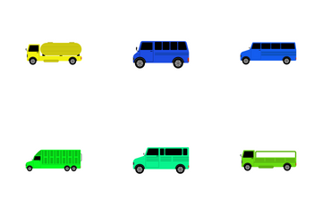 Transportation Vol 23 Icon Pack