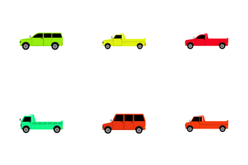 Transportation Vol 24 Icon Pack