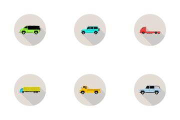 Transportation Vol 4 Icon Pack