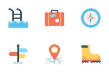 Travel 1 Icon Pack