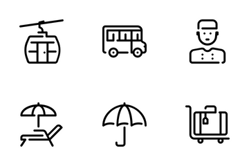 Travel Icon Pack