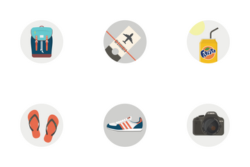 Travel Vol 1 Icon Pack