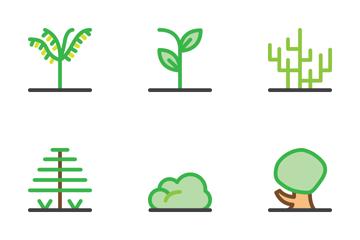 Tree Me Icon Pack