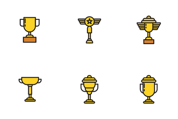 Trophy Icon Pack