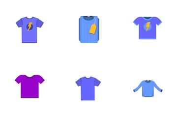 Tshirt  Icon Pack