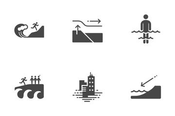 Tsunami Icon Pack