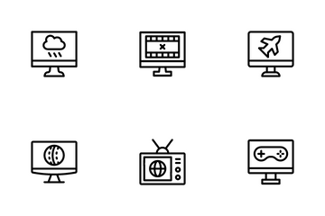 Tv Icon Pack