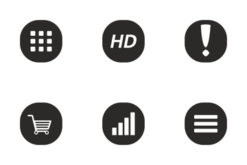 Tv Function  Icon Pack