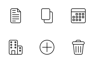 UI 2 Icon Pack