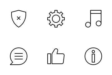 UI 3 Icon Pack