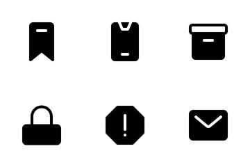 Ui Basic Icon Pack