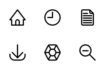 UI Basic Vol 2 Icon Pack