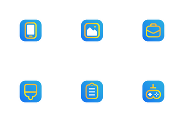 UI Element Icon Pack