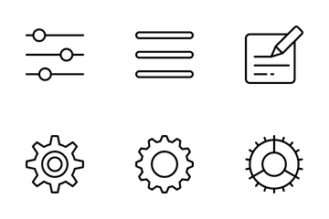 Ui Elements Icon Pack
