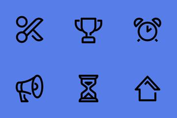 UI Essentials Icon Pack