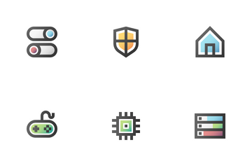 UI Essentials Hype Icon Pack