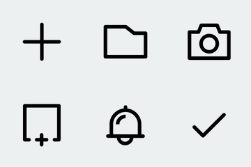 Ui Icon Icon Pack