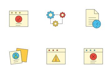 UI Icon Set Icon Pack