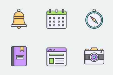 UI Interface Icon Set Icon Pack