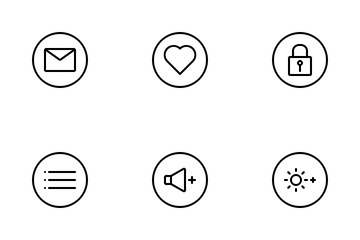 UI - Line Icon Pack
