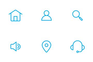 UI Line Icon Pack